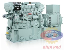 Diesel Generators(Over 250kw)